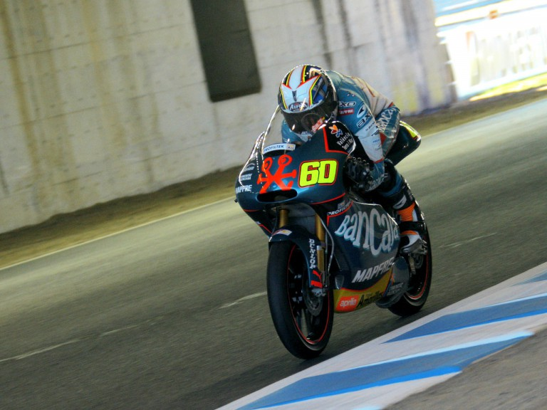Julian Simon in action in Motegi