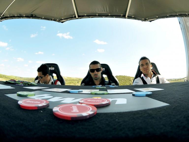 bwin.com Sky Platform hosts MotoGP poker game