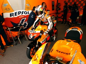 Andrea Dovizioso set to leave the Repsol Honda garage