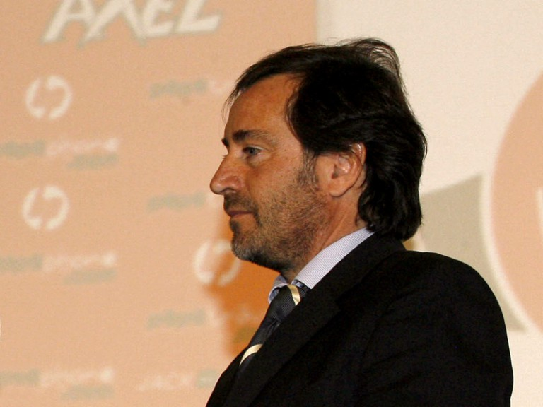 Pepe World Team Director Sito Pons
