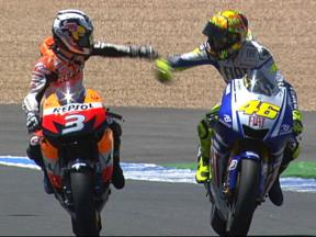 Jerez 2009 - MotoGP Race Highlights
