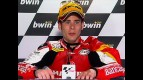 Alvaro Bautista interview after race in Jerez