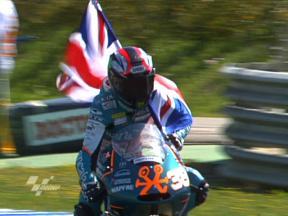 Jerez 2009 - 125 Race Highlights