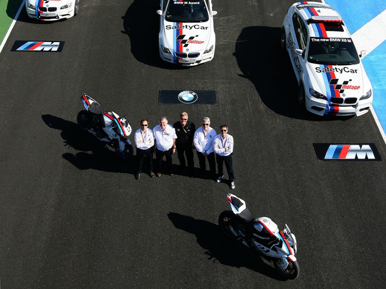2009 Official BMW M Fleet unveiled at the Jerez circuit