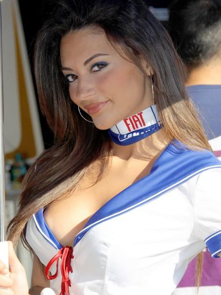 Paddock Girls - Jerez 2009 -