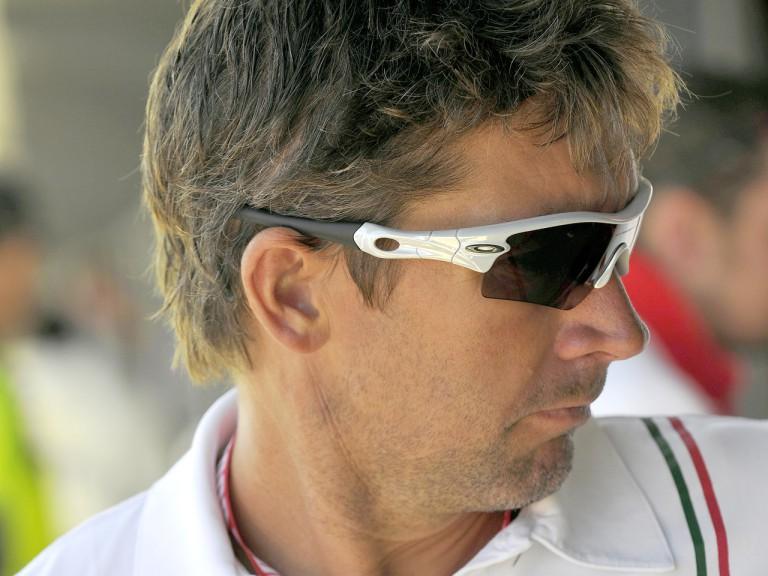Ducati Corsi Rider Troy Bayliss