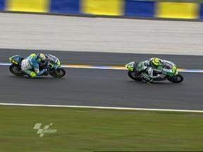 Best images of 125cc FP1 in Le Mans