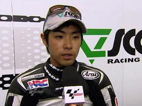 Yuki Takahashi Scot Racing Team MotoGP