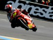 Alvaro Bautista in action in Le Mans