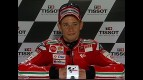 Casey Stoner interview after QP in Le Mans