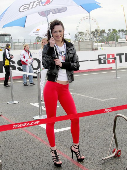 Paddock Girls - Le Mans 2009 -