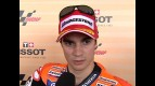Pedrosa content with another podium