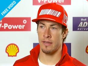 Nicky Hayden looks forward to Mugello