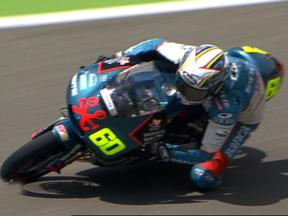 Mugello 2009 - 125 FP1 Highlights