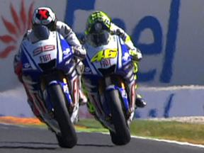 Best images of MotoGP FP2 in Mugello