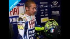 FREE VIDEO: Valentino Rossi debuts 2009 Mugello Helmet Design