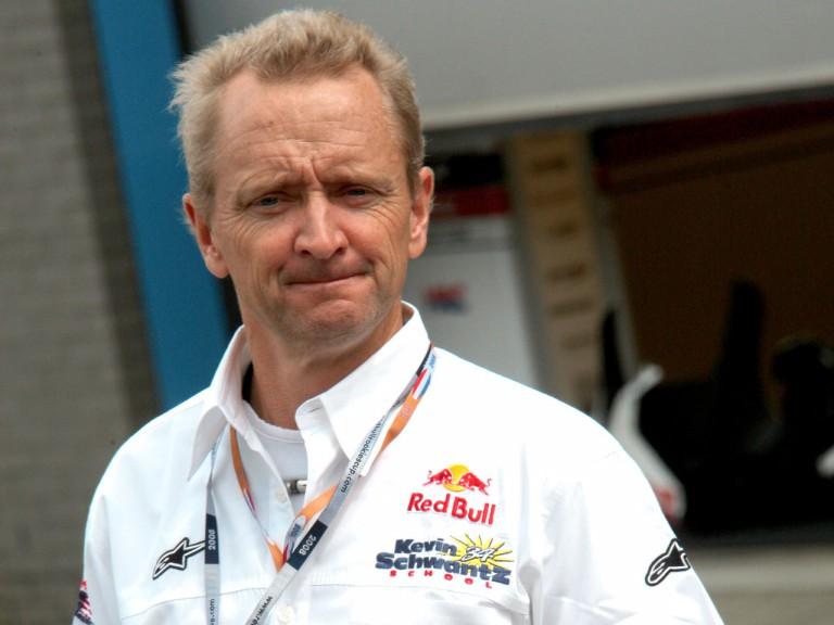 MotoGP Legend Kevin Schwantz