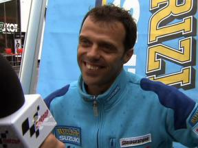 Capirossi comments on home race