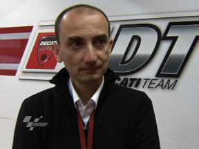 Ducati Corse boss Domenicali on Stoner success