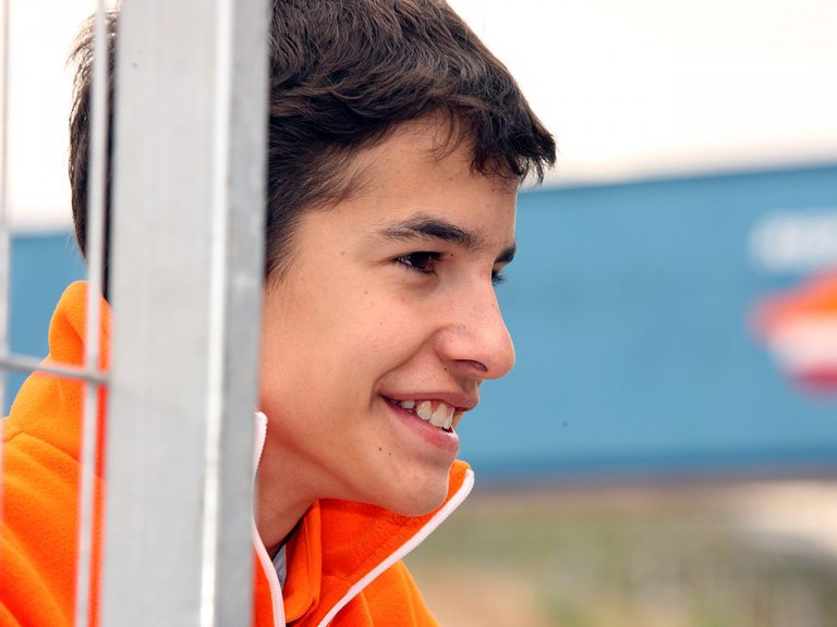 Red Bull KTM´s Marc Marquez