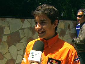 Marquez on home victory chances