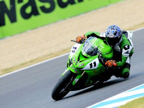 Kyle Smith in action at Buckler CEV event in Jerez