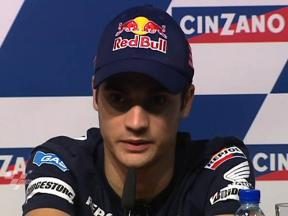 Pedrosa on injury latest