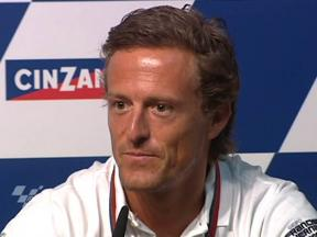 Gibernau on home return