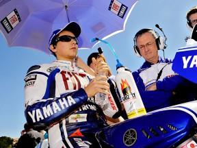 Yamaha Rider Jorge Lorenzo