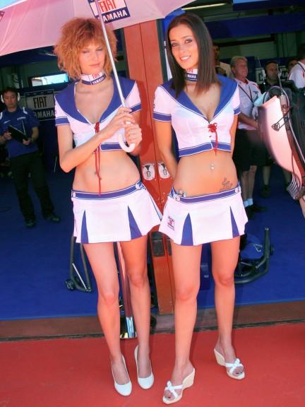 Paddock Girls - Mugello 2009 -