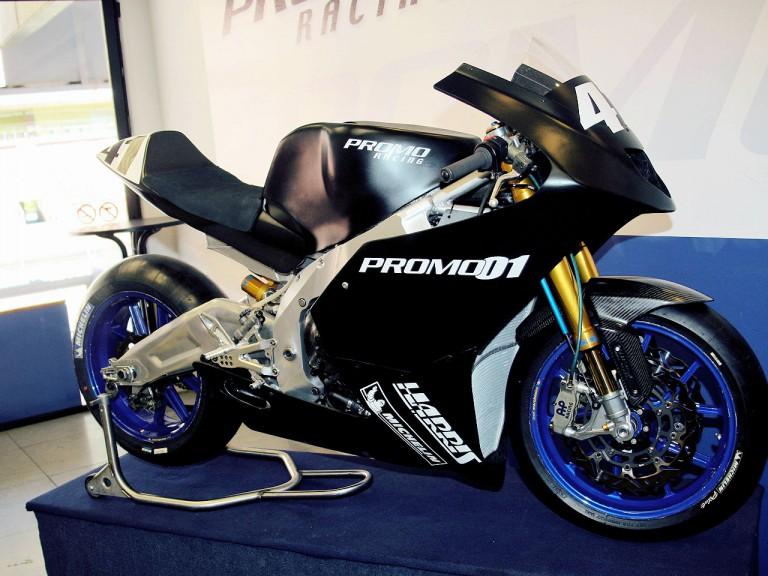 Promo Racing Moto2 presentation