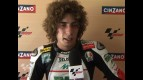 Simoncelli on coming third