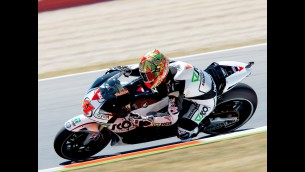 Gabor Talmacsi sole rider for the Scot Racing Team from Laguna Seca onwards