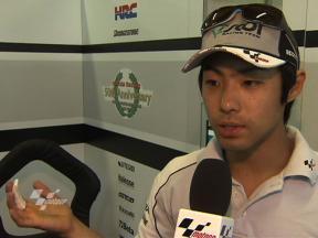Yuki Takahashi - Scot Racing Team MotoGP Honda