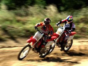 Red Bull MotoGP Rookies Cup quartet in motocross training