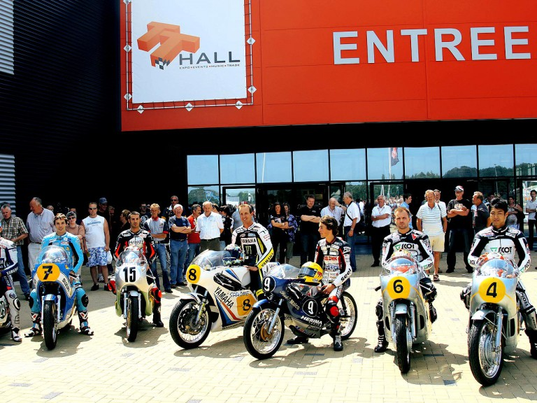 MotoGP Riders at the Motor Dream EvenTT