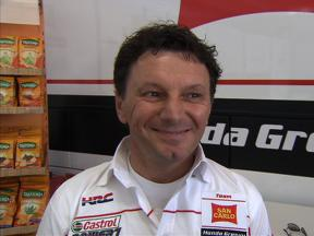 Gresini on Simoncelli deal