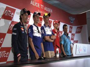Alice TT Assen Pre-Event press conference - Full video