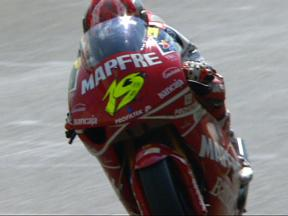 Assen 2009 - 250 FP1 Highlights