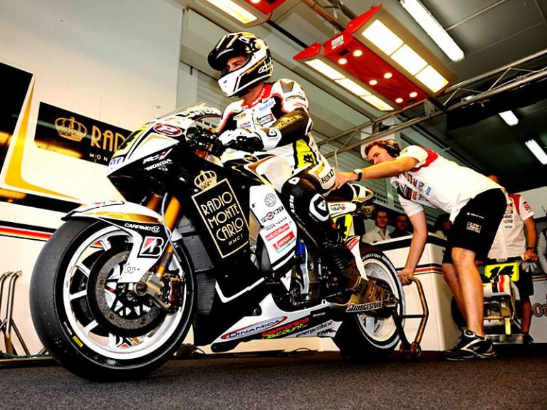 Randy de Puniet set to leave the LCR Honda garage