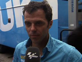 Capirossi looks ahead to raceday