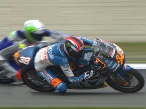 Best images of 125cc FP2 in Assen