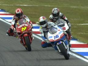 Best images of 250cc FP2 in Assen