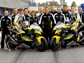 Monster Yamaha Tech 3 team