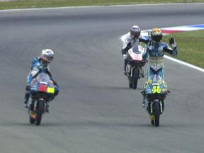 Assen 2009 - 125 Race Highlights
