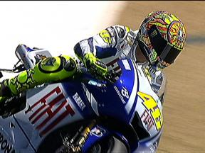 Laguna Seca 2009 - MotoGP FP1 Highlights