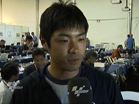 Takahashi on Scot Racing situation