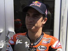Pedrosa on first Laguna feel of Bridgestones