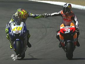 Laguna Seca 2009 - MotoGP Race Highlights