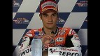 Dani Pedrosa interview after race in Laguna Seca